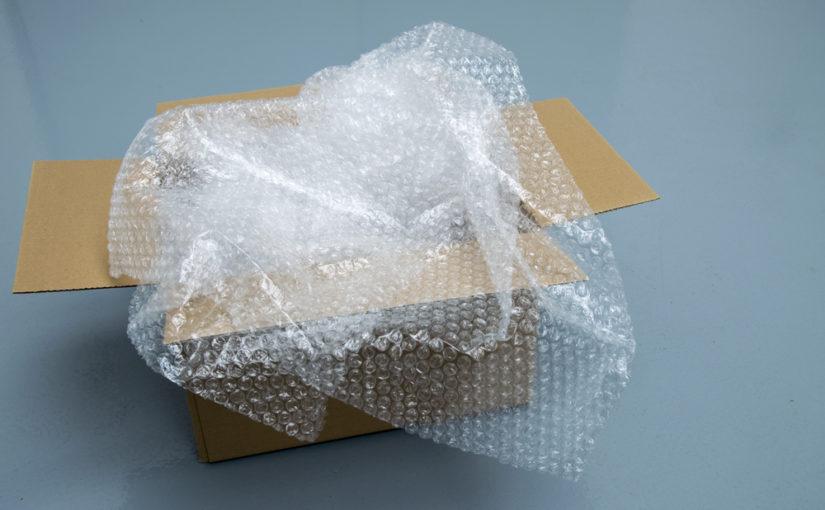 Você precisa conhecer as vantagens do plástico bolha