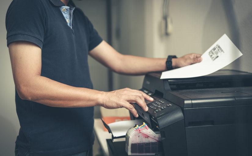 O aluguel de impressoras vale a pena?