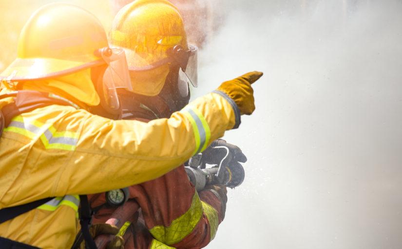 Você já pensou em ser bombeiro civil?