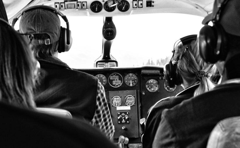 Sonha em ser um piloto? Então saiba tudo sobre esse universo aqui!
