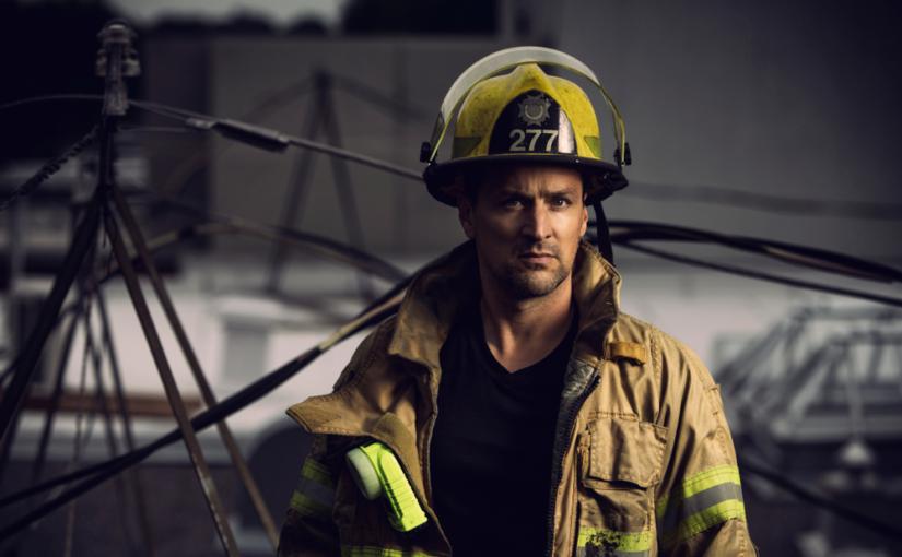 Os cursos destinados aos bombeiros