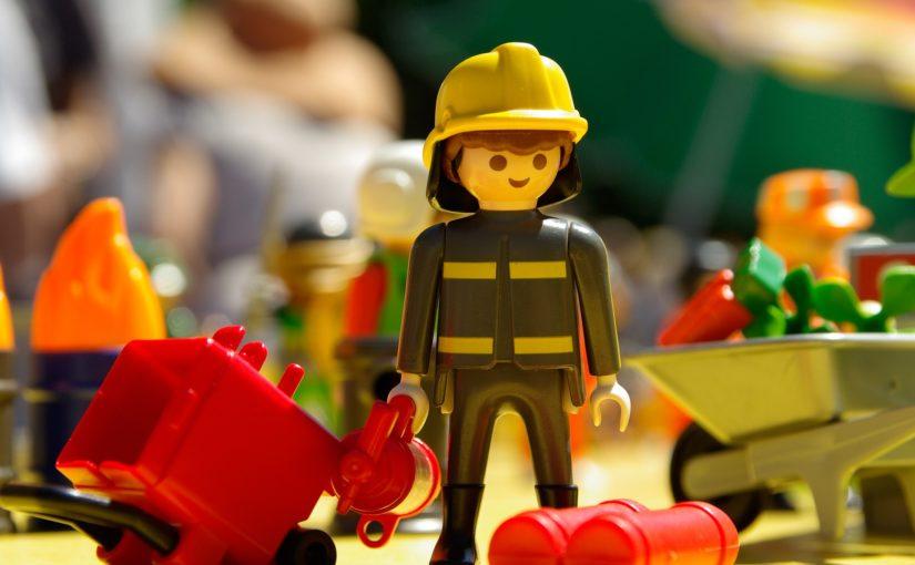 Serviços realizados por bombeiros