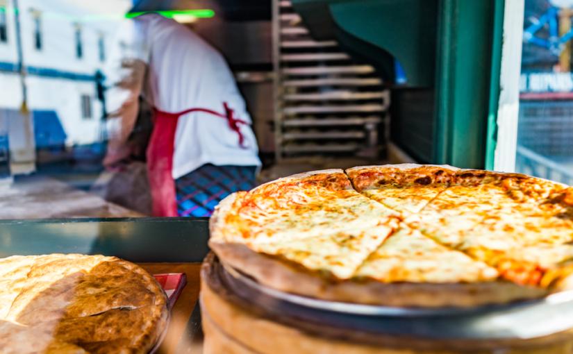 Itens para quem deseja ter uma pizzaria