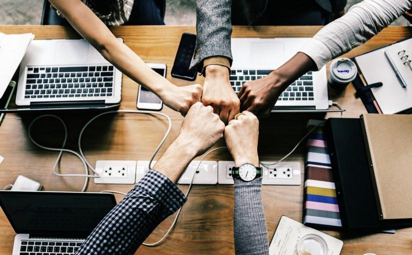 Integração entre departamentos de uma empresa