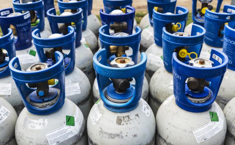 O botijão de gás e suas funcionalidades no cotidiano