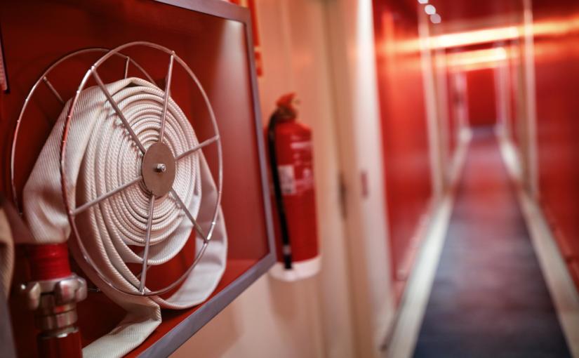Itens de segurança necessários em um edifício