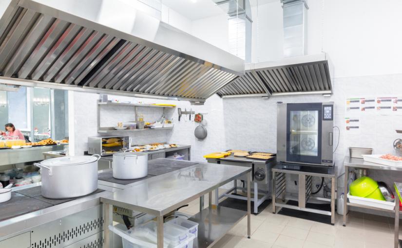 Dicas sobre cozinha industrial que você precisa conhecer