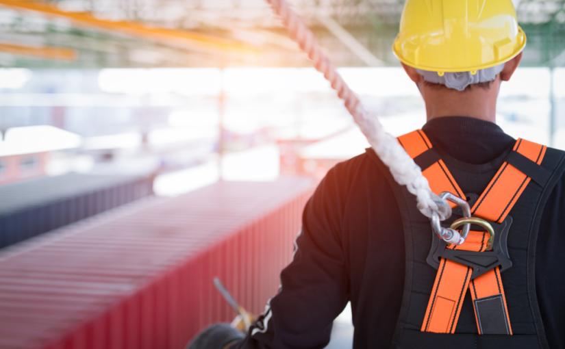 A segurança do trabalho para práticas em altura