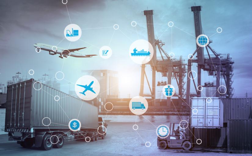 O processo de logística nas empresas