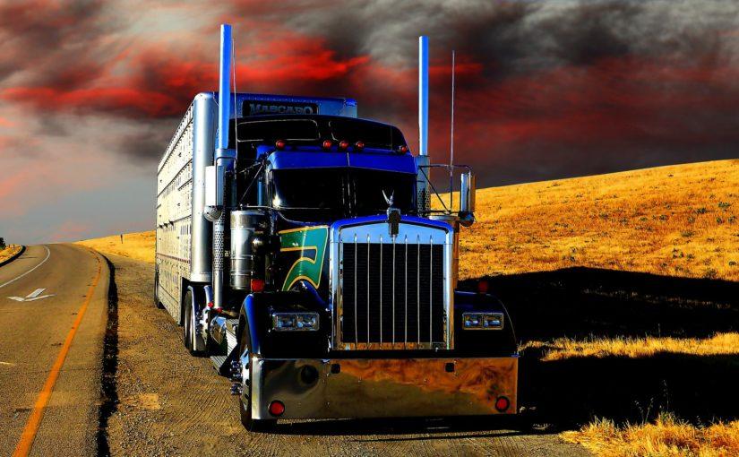 Planejamento logístico e transporte de cargas