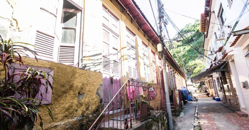 A história dos cortiços em São Paulo
