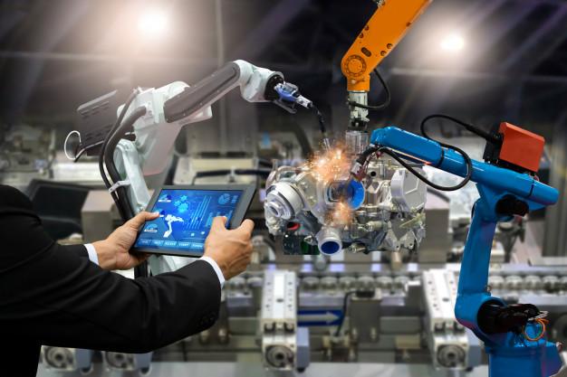 4 tendências da indústria 4.0