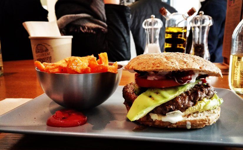 As vantagens dos negócios de alimentação