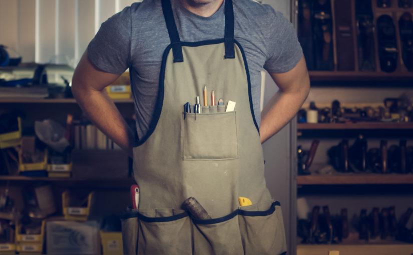 O funcionamento de uma loja de uniformes