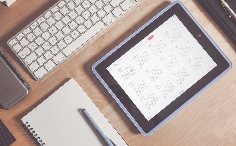 Calendário editorial: a ferramenta que vai ajudar o seu blog a crescer