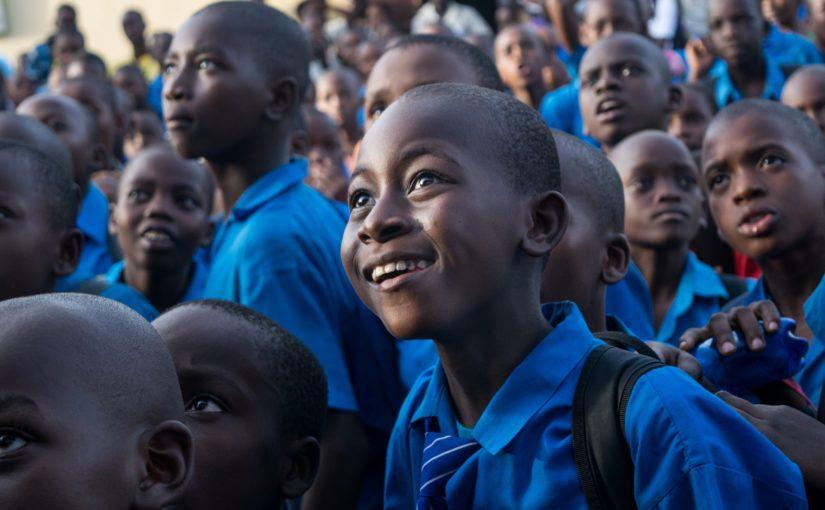 Composições e proteção para ambientes escolares infantis