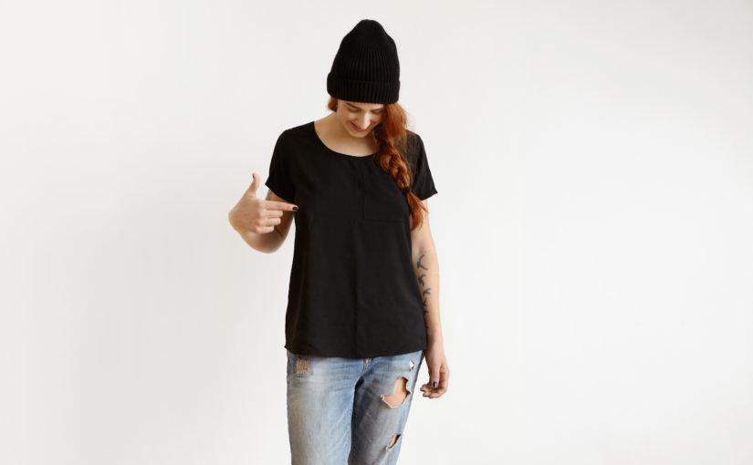 Dicas de looks com blusa preta feminina