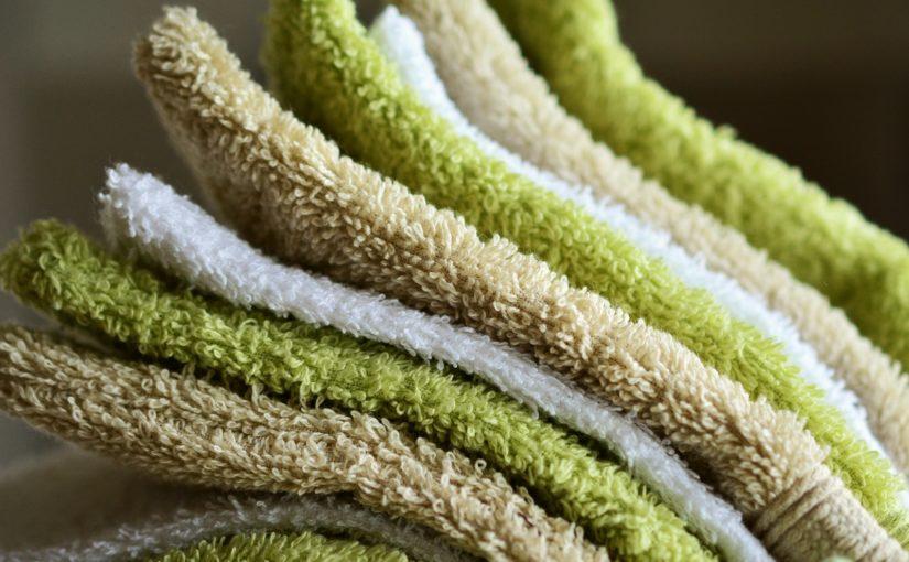 Como lavar suas toalhas para evitar bactérias