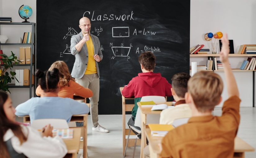 Administração para o gerenciamento de escolas